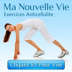 L'exercice N°1 pour éliminer la cellulite de façon permanente